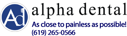 Alpha Dental:  Mercury-free, pain free, cosmetic and family dentistry